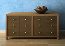 View Bedroom Accents and Storage at Olum's