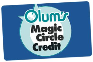 Olum's Magic Circle Credit