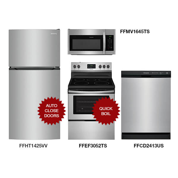 frigidaire kitchen package 1